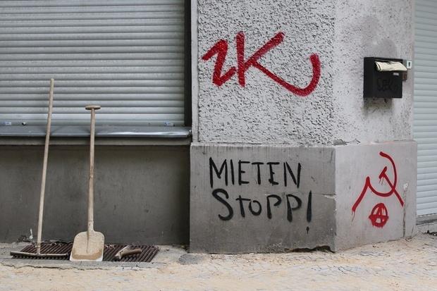 die-linke die-gruenen mietpreise neoliberalismus oskar-lafontaine miete Robert Habeck mietwucher