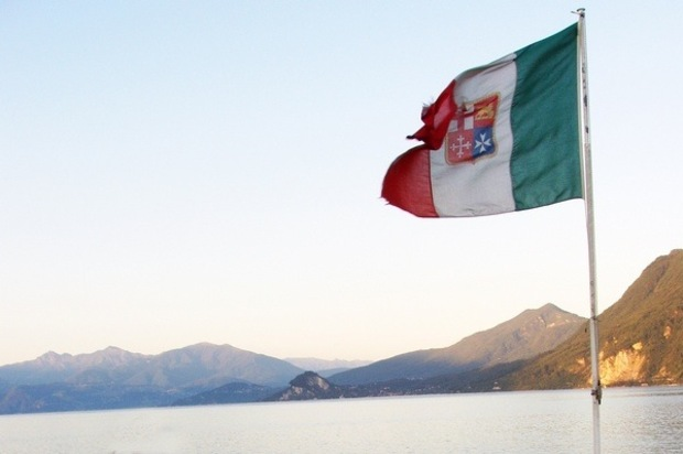 italien silvio-berlusconi flüchtlingskrise