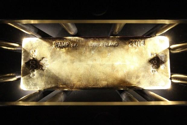 gold bundesbank