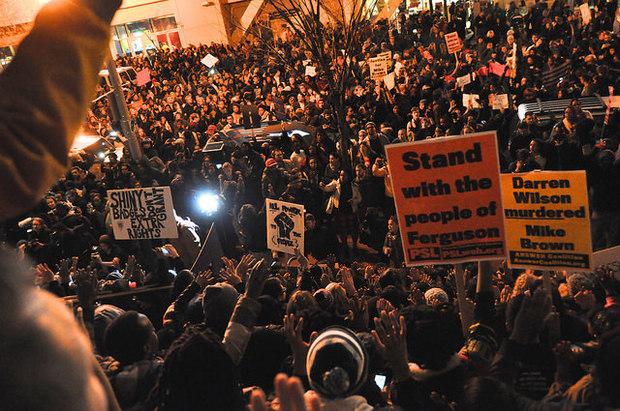 slavoj-zizek united-states racism Ferguson violence