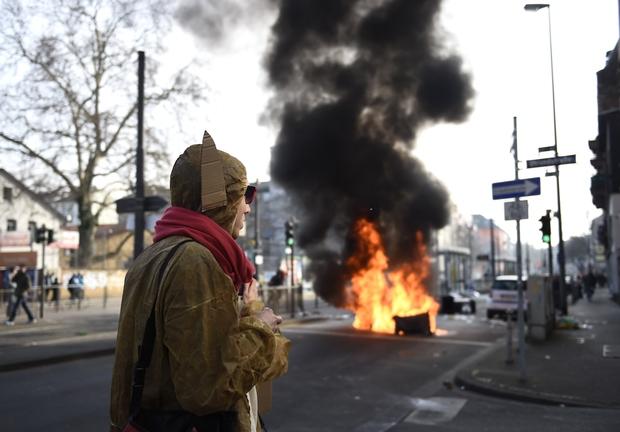 antisemitismus frankfurt kapitalismuskritik occupy-wallstreet europaeische-zentralbank blockupy