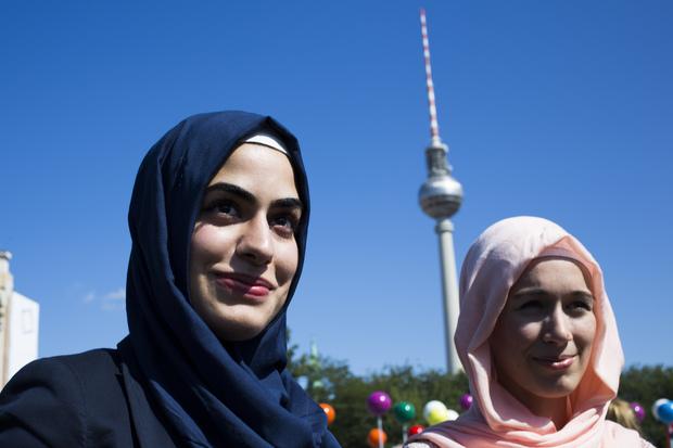islam diskriminierung kopftuch neukoelln