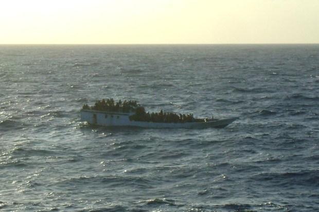 die-gruenen frontex flüchtlingskrise