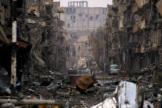syrien islamischer-staat islamischer terror