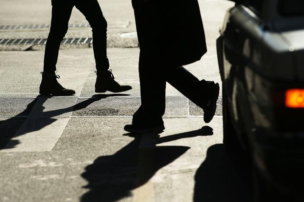 united-states transportation pedestrian