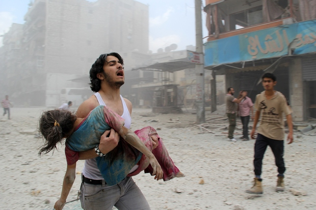 syrien buergerkrieg islamischer-staat
