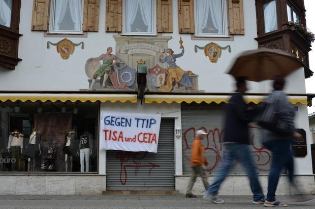europa-politik marktwirtschaft TTIP