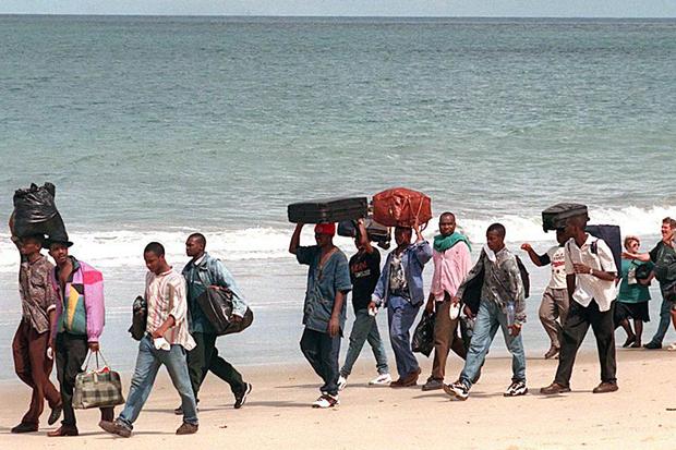 fluechtlinge tourismus reise urlaub print13