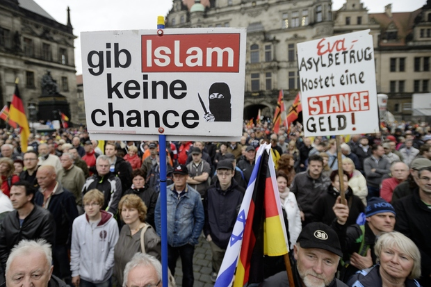 islam antisemitismus soziale-medien