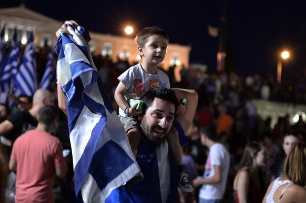 griechenland referendum grexit