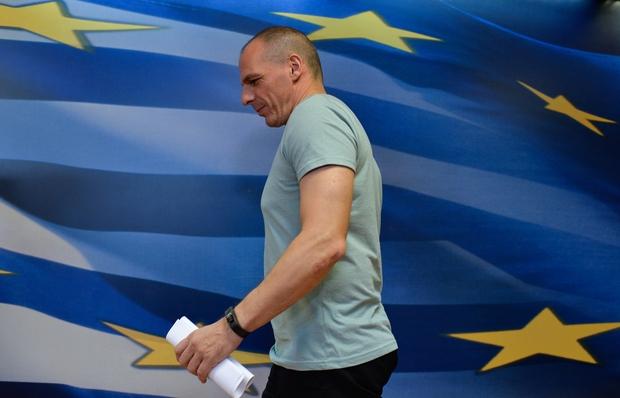 eurokrise griechenland alexis-tsipras yanis-varoufakis