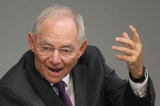 europa-politik europaeische-union wolfgang-schaeuble sigmar-gabriel