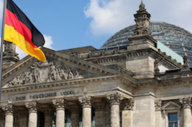 deutscher-bundestag bundeskanzler schwarz-rot