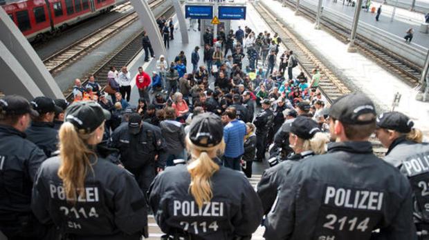 kriminalitaet migranten
