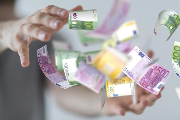 reichtum geld