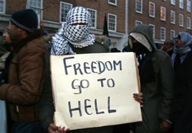islam terrorismus
